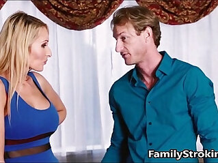 6:30 - Mom Teaches Daughter How To Suck Using Step Dads Cock -