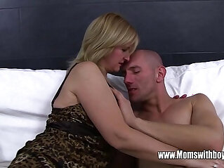 13:40 - Ass Spanked And Fucked By Blonde Stepmom -