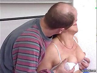 7:07 - Redhead granny fucked -