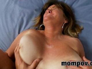 6:04 - big tit milf gets slammed -