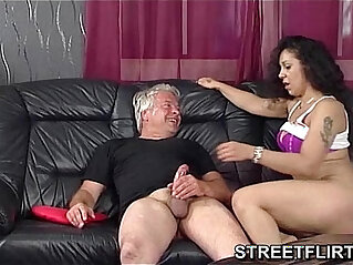 12:04 - Brunette amateur blonde babe sucks and fucks pervert casting agent -