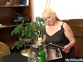 6:50 - Mother inlaw taboo sex after photosession -