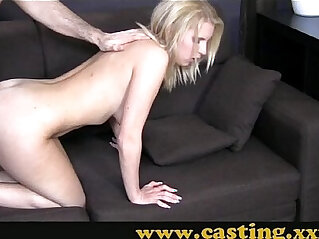 8:38 - Casting Her first big cock -